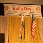 ISW-India Day-cover