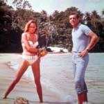 Sean Connery-beach