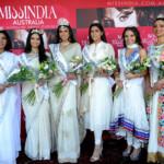 Miss India Australia-group