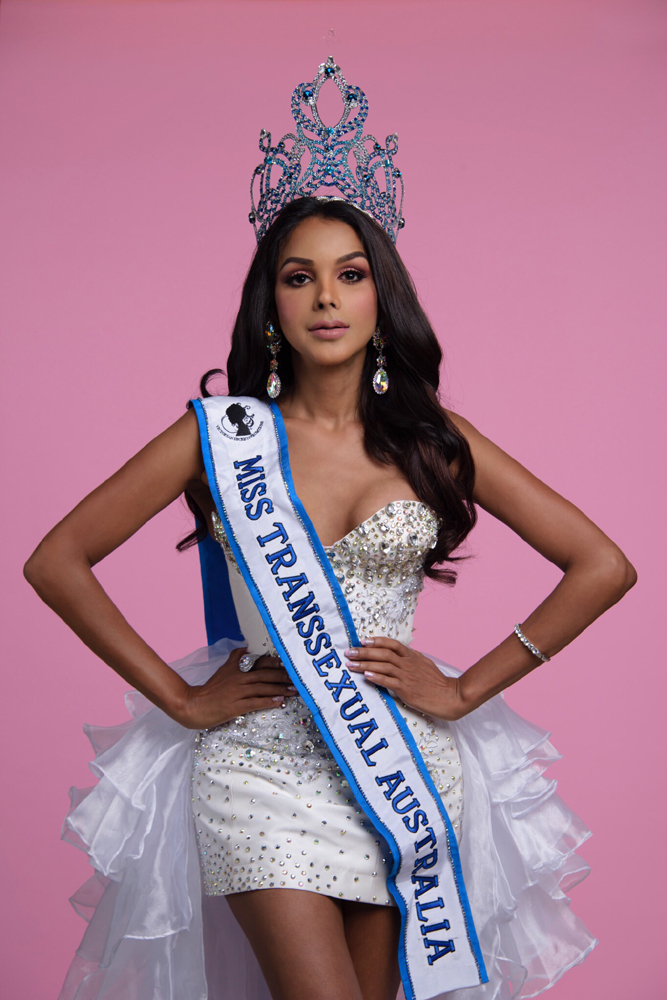 Stunning Beauty Queen Makes History As First Transgender Miss Universe Contestant