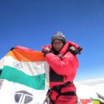 Showing her undying spirit, Arunima Sinha became the first female amputee to climb the Everest