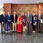 Sushma Swaraj-US delegation