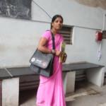 Geetha, ASHA worker, Ballari district, Karnataka