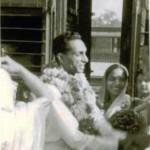 Mathur-Leaving for US-1957