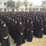 Muslim girls-group