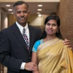 Bala and Prabha Swaminathan