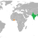Ghana_India_Locator