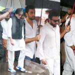 Shashi Kapoor-last rites-actors