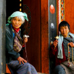Bhutan-women