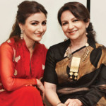 Soha Ali Khan-Sharmila Tagore-India TV