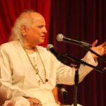 Jasraj-singing-Paresh Motiwala