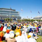 Sikh March-Plaza