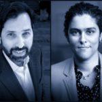 David Folkenflik and Meghna Chakrabarti-Photo WBUR
