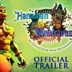 Hanuman vs-Mahiravan