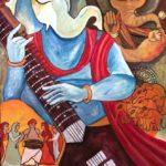 Raksha Soni-cosmic_waves