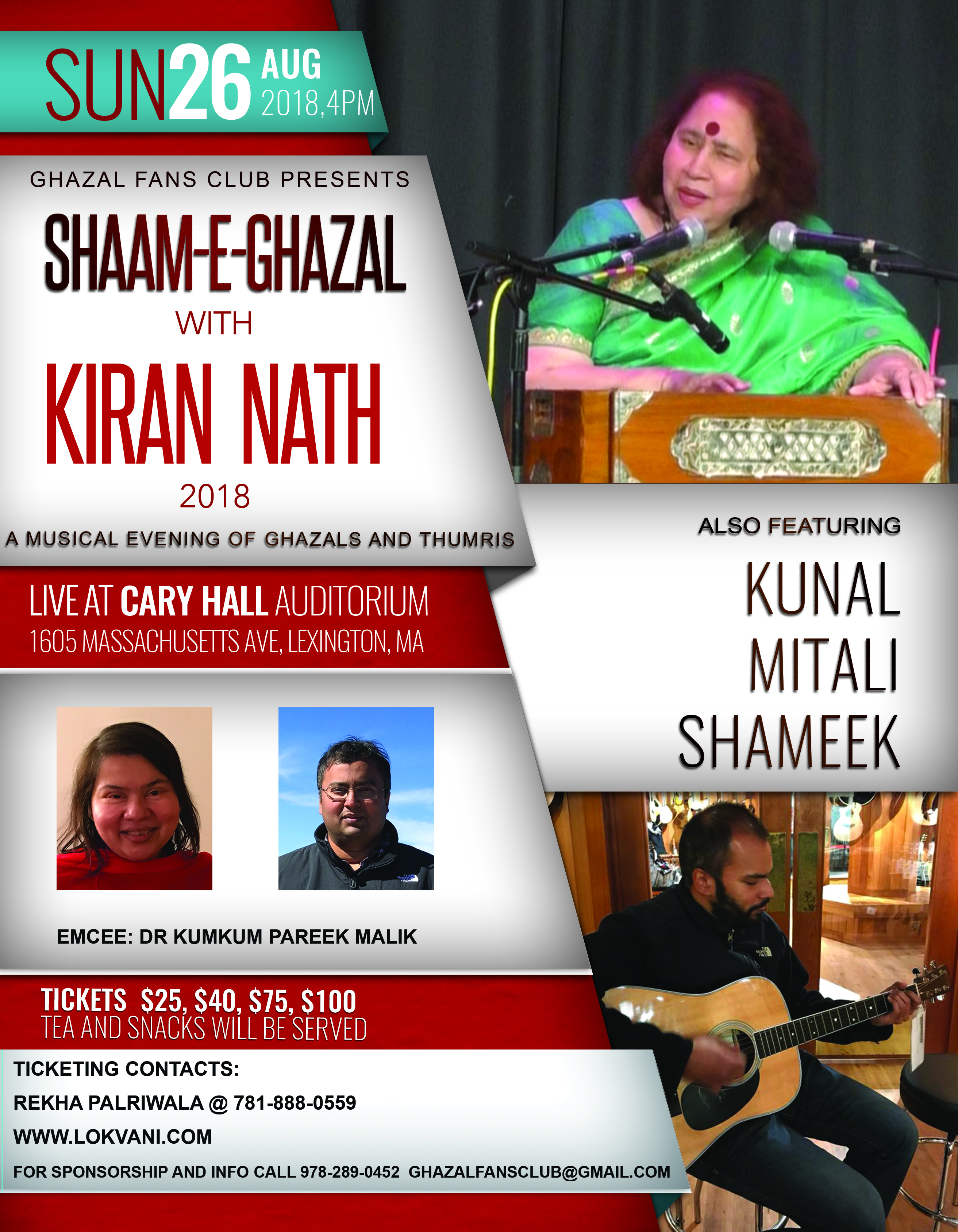 Kiran Nath-Poster-2018