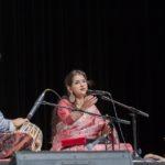 Kaushiki Chakraborty-Stage-Rahul Joshi