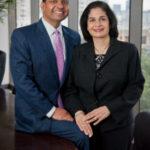 Satish and Yasmin Gupta-University of Dallas