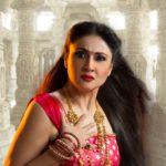 Mahabharat-urvashi dholakia as Draupadi