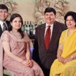 Masala Art Family Pic