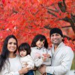 Pervez Taufiq-Family