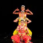 Three sistes-Kavya-Uthra-Shviali