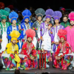 Bhangra-2nd place-2018