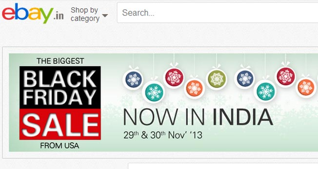 Now Black Friday Flares Up In India India New England News