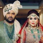 Kapil Sharma and Ginni Chatrath-Instagram
