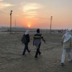 Kumbh-walking