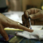 Indian Elections-Ink-RAJASTHAN