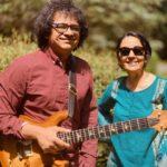 Guitar Prasanna and Anuradha Palakurthi