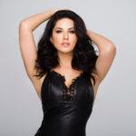 Sunny Leone-Black-Facebook