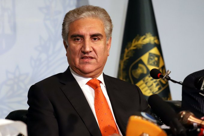 Pakistan won't be party to US-Iran conflict: FM Qureshi