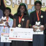 Spelling Bee-South-runner up -19