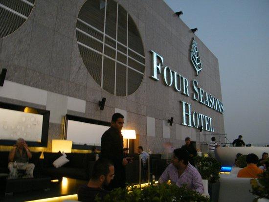 Four Seasons Hotel Mumbai India New England News