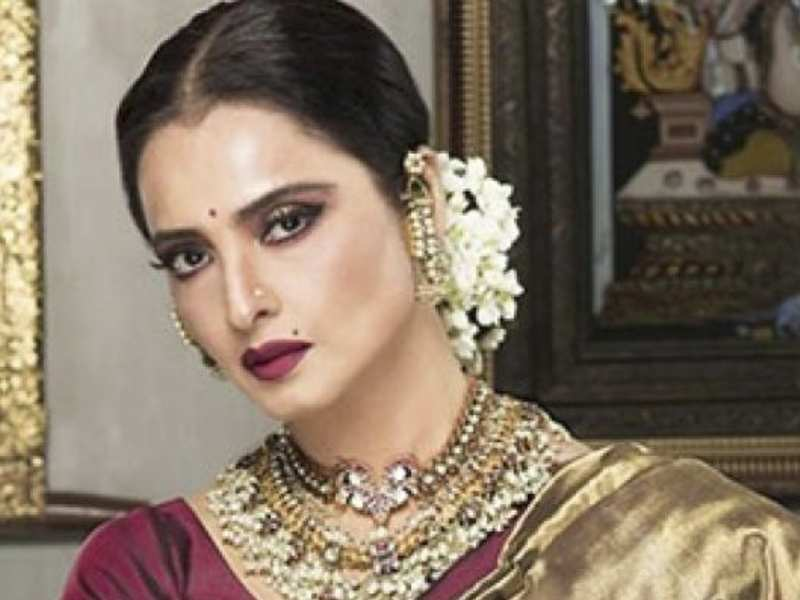 Bollywood's Rekha turns 65 - INDIA New England News