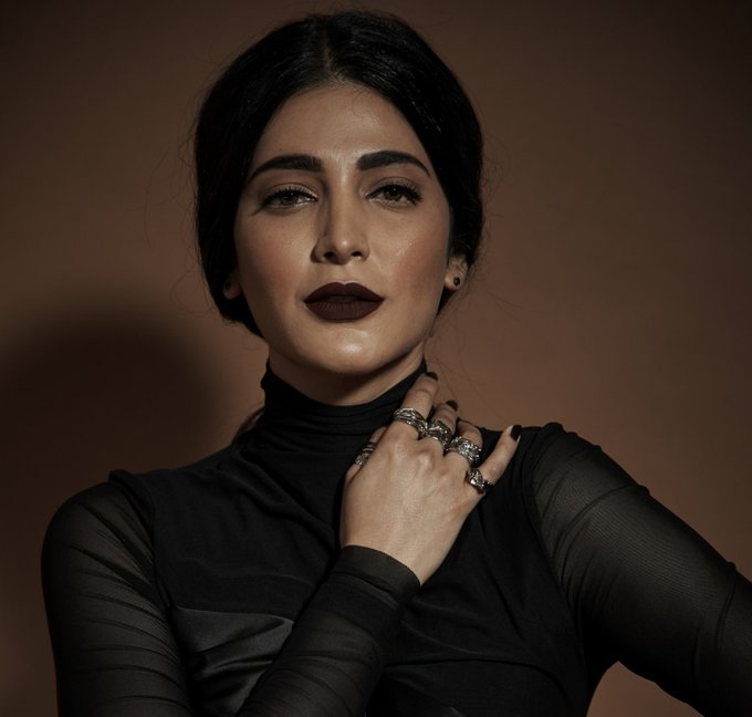 Shruti Haasan: Weird that women still need to protest for rights ...
