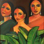 Sood-Three Women