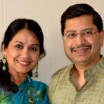 Meena and Sundar Subramanyam