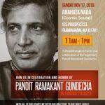 Ramakant Gundecha-Poster Tribute