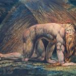 Nebuchadnezzar 1795-c. 1805 by William Blake 1757-1827
