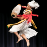 Trinetra-dholak dance solo