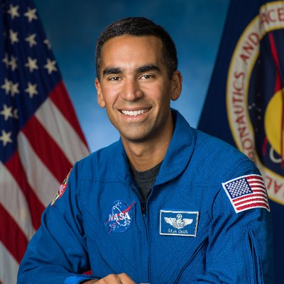 Raja Chari to lead SpaceX mission to ISS - India New England