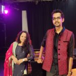 Sunayana Kachroo and Vinod Krishnan