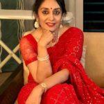 Anuradha Palakurthi-Red