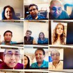 Hindi manch-virtual-crowed