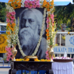 Tagore-potrait