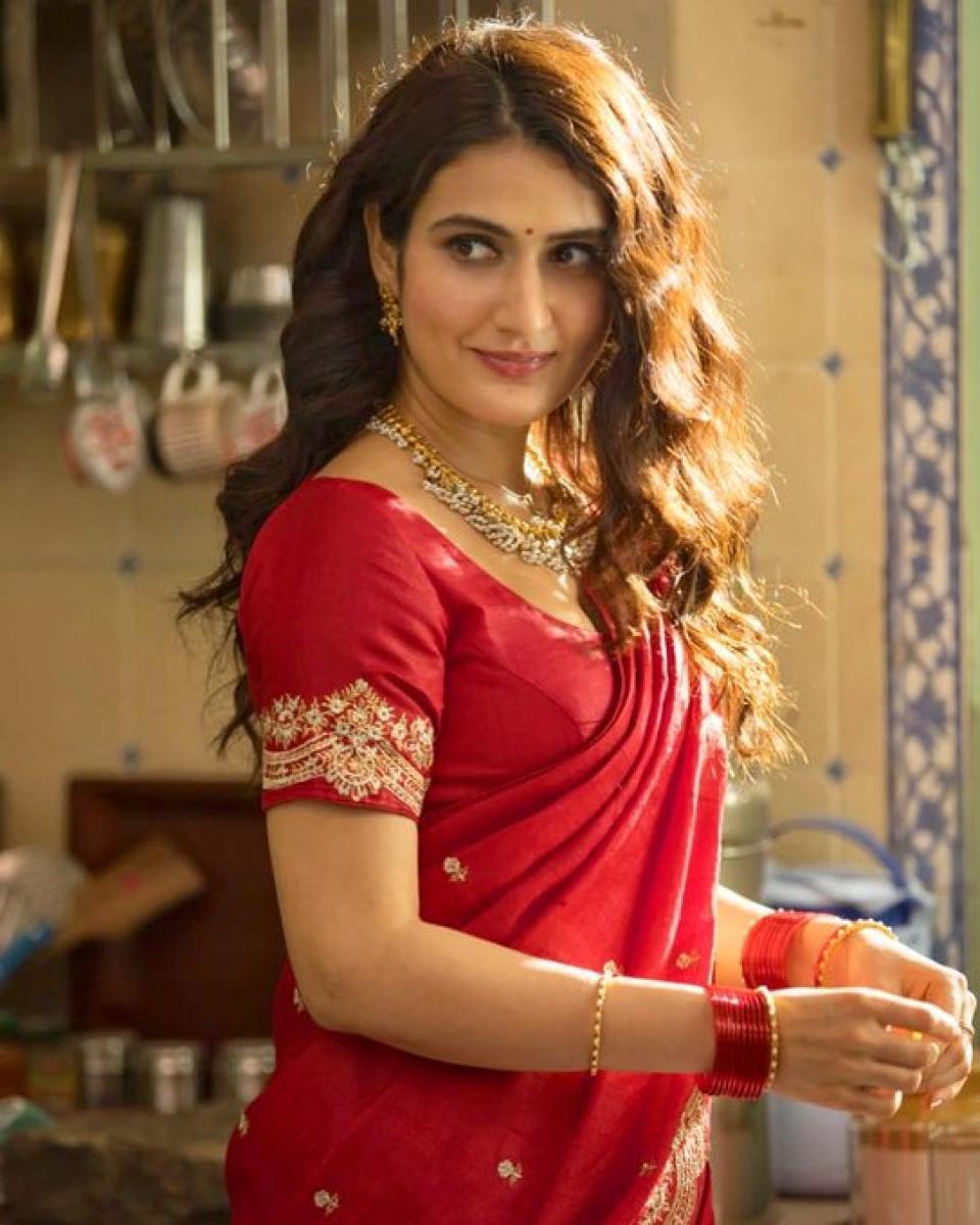 Fatima Sana Shaikh on rumours of dating Sanya Malhotra - INDIA New England  News