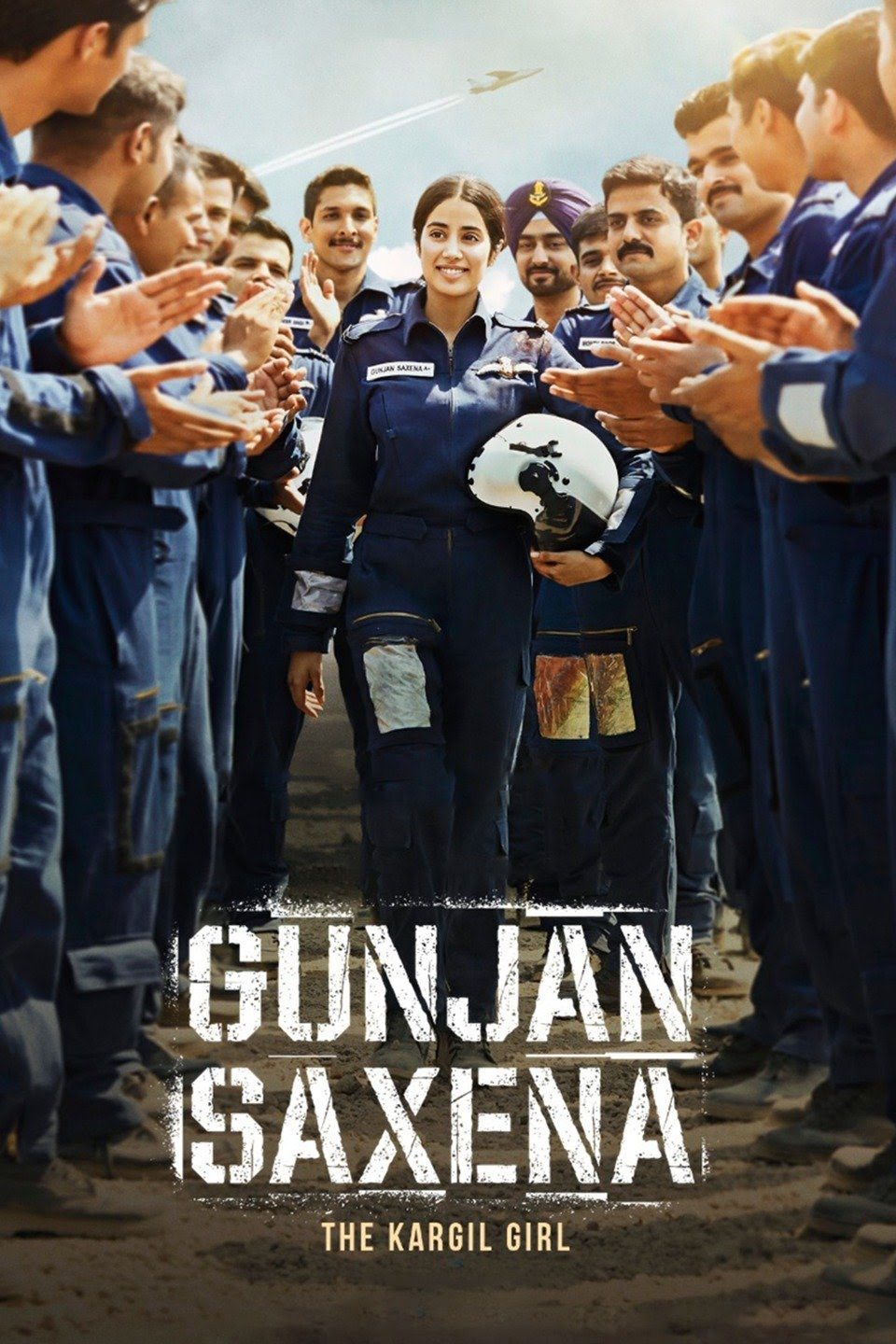 Gunjan Saxena Portrays Armed Forces In Bad Light Woman Navy Officer India New England News